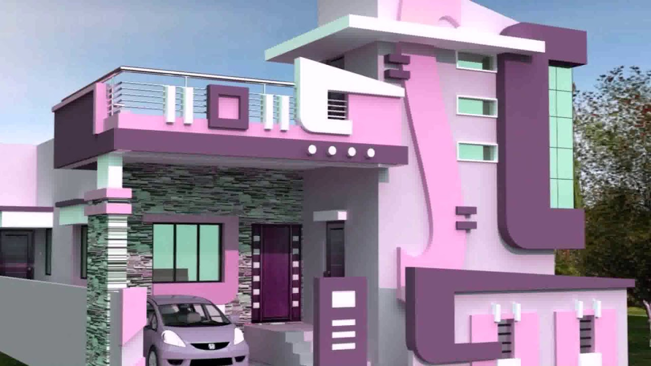 Outside Stairs Design For Indian Houses Youtube