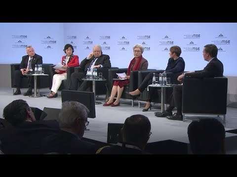 """MSC-2018. Panel Discussion """"Nuclear Security. Out of (Arms) Control?"""" [17.02.2018]"""