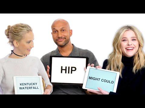 Celebrities Teach You American Slang | Slang School | Vanity Fair