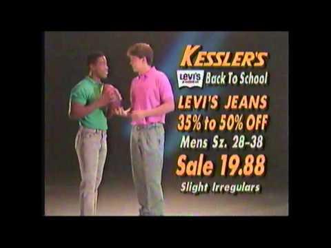 1989 Commercials - NBC (WXIA-TV Atlanta)