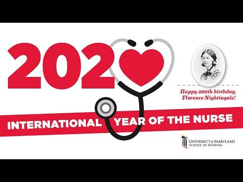 2020: International Year Of The Nurse