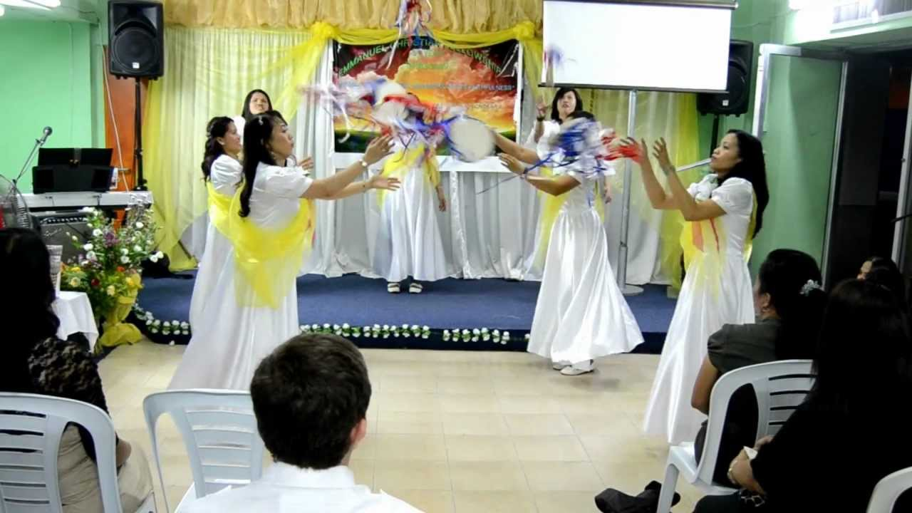 Majesty- Tambourine Dance - YouTube
