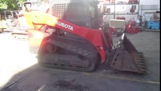 50741 Kubota SVL75 track loader