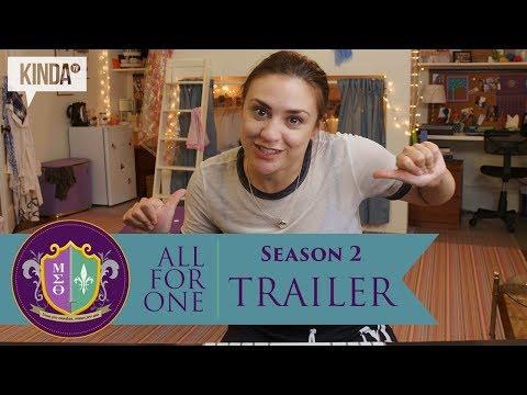 All For One | Season 2 | Trailer