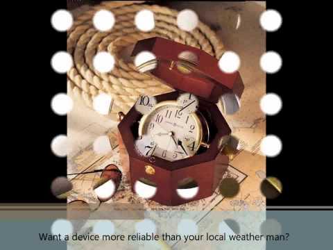 HM Weather & Maritime Clocks_5.avi