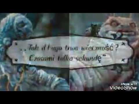 Cytaty Z Alicji W Krainie Czarów Youtube