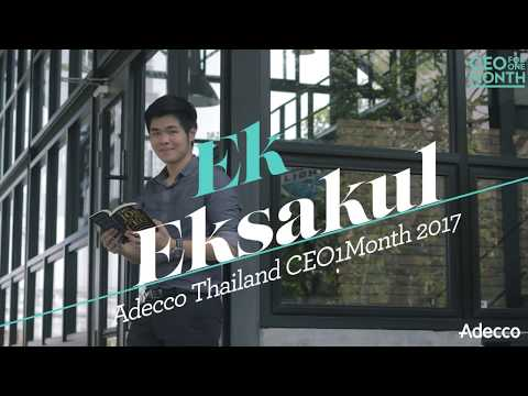 A global experience as Adecco Thailand's CEO for One Month