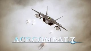 Ace Combat 7 (PS4) - PSX 2015 Trailer @ HD ✔