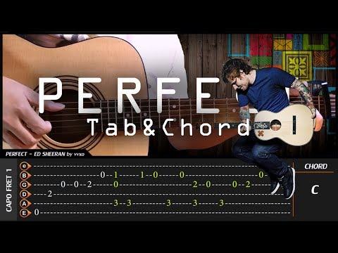 ed-sheeran---perfect---cover-(fingerstyle-cover)-+-tab-tutorial-(lesson)
