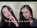 No makeup makeup sambil tutupin bekas jerawat (covering acne)