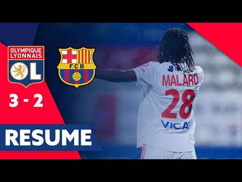Résumé OL - FC Barcelone | Women's International Champions Cup | Olympique Lyonnais