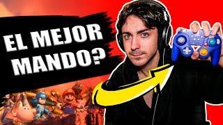 NINTENDO SWITCH: EL MEJOR MANDO PARA SMASH BROS ULTIMATE!?