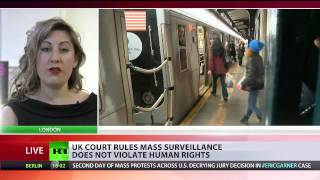 UK court rules mass surveillance doesn't violate human rights