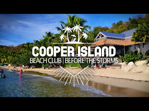 Cooper Island Beach Club ~ British Virgin Islands ~ BVI ~ Caribbean