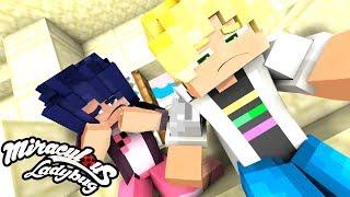 The Breakup! 🐞 Season 2 Episode 22 🐞 Minecraft Ladybug Roleplay