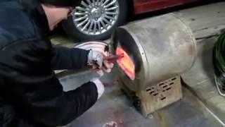 Литье по выжигаемым моделям из пенопласта(Изготовление корпусов для ДХО из пенополистирола с.Усть-Кулом, в 180км от г.Сыктывкар на восток :), 2012-11-10T22:30:23.000Z)