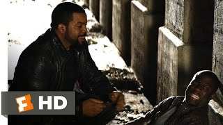 Ride Along (10/10) Movie CLIP - I Got Shot! (2014) HD