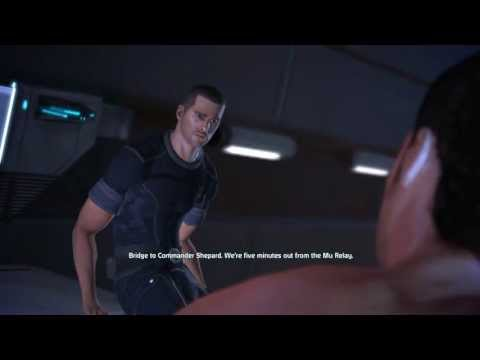 Mass Effect 1: Kaidan Gay Romance #7: Kaidan Gay Sex Scene