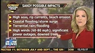 Hurricane Sandy Direct Hit on New York, New Jersey October 29 Perfect Storm Frankenstorm!