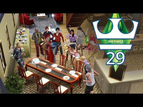 Jirka Hraje - The Sims 3 E29 - Mooooc úkolů