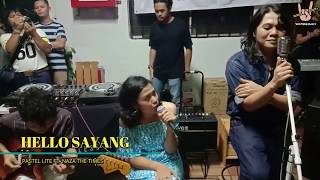 Pastel Lite ft. Naza The Times - Hello Sayang | [Live] Cassette Store Day 2019