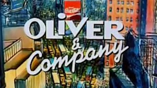 Oliver and Company - Disneycember