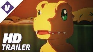 Digimon Adventure: Last Evolution Kizuna (2020) - Official New Trailer #2 | English Sub