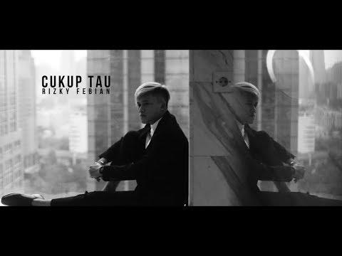 CUKUP TAU - RIZKY FEBIAN  karaoke download ( tanpa vokal ) cover