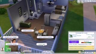 The Sims 4 [ITA] Episodio 8 - La carriera avanza!