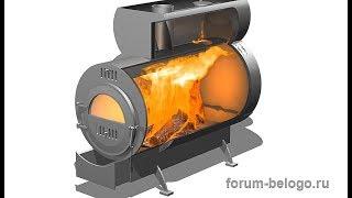 Подовая или колосниковая печь