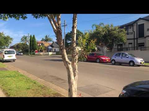 Sydney AUSTRALIA ( Residential Area ) Video No. 11