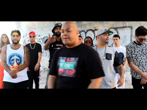 The Garden State Cypher (2014) [Ray Pearson, Post, Phaze, J.R., Teewhy, Lef-T, Bakko, Coko]