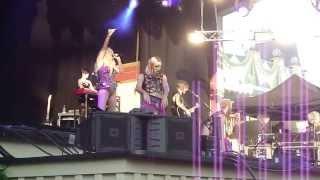 Ke$ha live in Stockholm 07.07.13 - Crazy Kidz