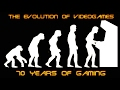 The Evolution of Video Games - 70 Years of Gaming (1947-2017)