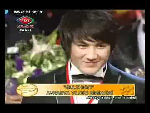Гулжигит Калыков победил на международном конкурсе