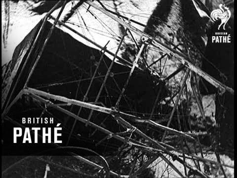 Tragic Air Crash (1934)