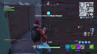 Playing Fortnite Pop Up Cup   Funny Trash Player   Fortnite: Battle Royale