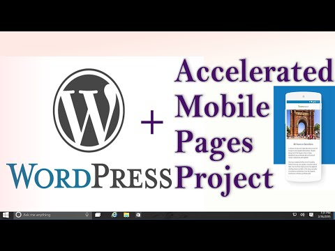 WordPress + AMP: How to add Accelerated Mobile Pages to your Website