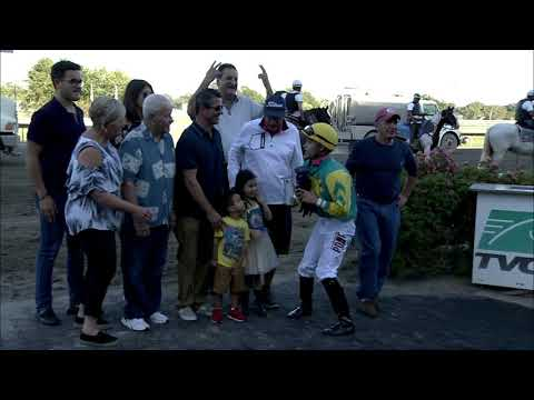 video thumbnail for MONMOUTH PARK 9-20-19 RACE 9
