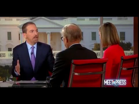 Chuck Todd: Looks Like Mitch McConnell 'Orchestrated' WaPo Smear Against Roy Moore
