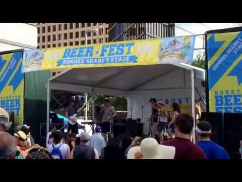 The Scorseses - Detroit Rock City (cover) love at Houston Beer Fest