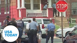 Multiple Philadelphia police officers shot | USA TODAY