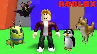 *nowy* PET SIMULATOR W ROBLOXIE!   I ROBLOX #205