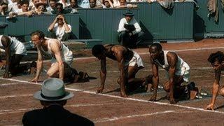 Harrison Dillard Wins A 100m Photo-Finish | London 1948 Olympics