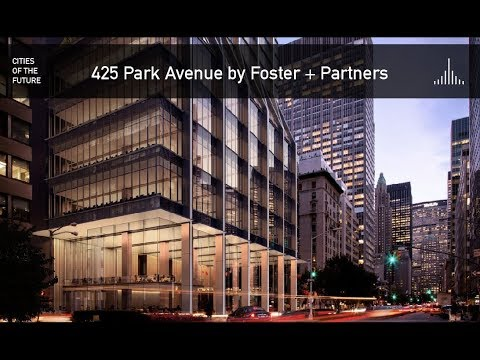 Future New York - 425 Park Avenue by Foster + Partners