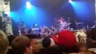 International Superheroes of Hardcore: ISHC Theme Song - Soundwave 2011, Melbourne