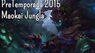 """Maokai Jungler [PreTemporada 2015] """"La utilidad del ítem junglero"""" (Ep3)."""
