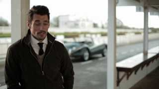 M&S In the Moment With: David Gandy - 2014