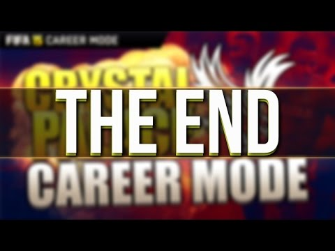 FIFA 15 CAREER MODE - THE END OF CRYSTAL PALACE! SEASON FINALE!