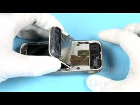 Nokia N78 Disassembly